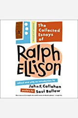 The Collected Essays of Ralph Ellison Audible Audiobook