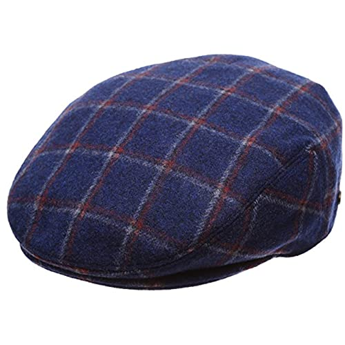 2932f5b0099 Epoch hats Men s Premium Wool Blend Classic Flat IVY newsboy Collection Hat