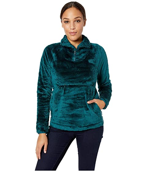 9c52a557e59e The North Face Osito Sport Hybrid 1 4 Zip at Zappos.com
