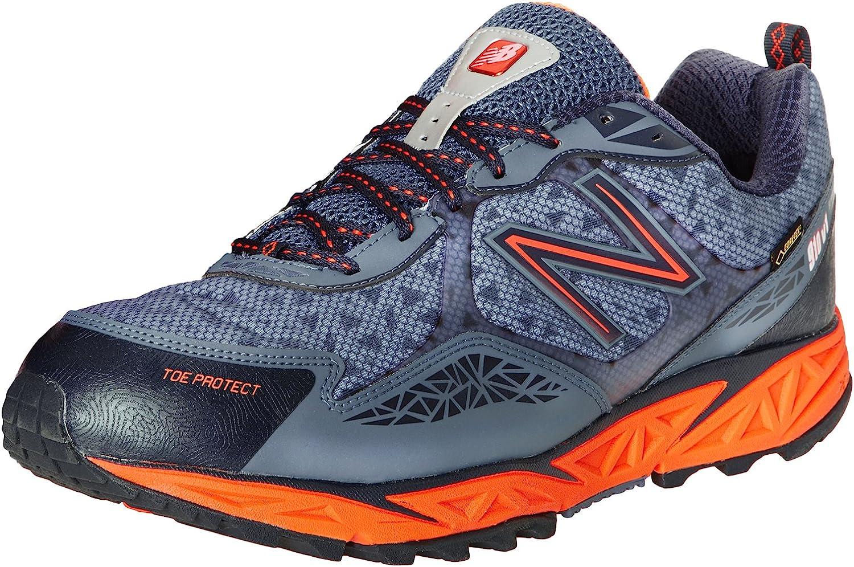 Amazon.com | New Balance Men's MT910 NBx Goretex Trail Shoe ...