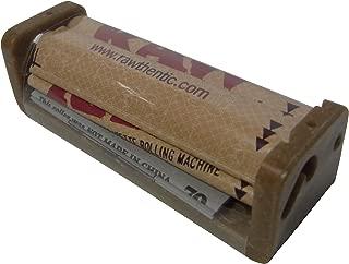 RAW ヘンププラスチックシガレットローリングマシーン シングルサイズ ローラー 70mm 手巻きタバコ用 rolling machine [並行輸入品]