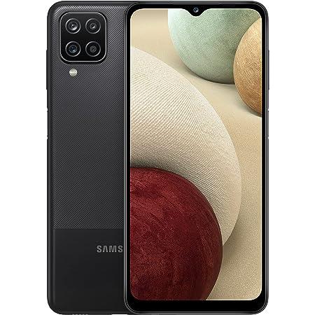 Samsung Galaxy A12 (Black,4GB RAM, 64GB Storage) with No Cost EMI/Additional Exchange Offers