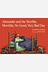 Alexander and the Terrible, Horrible, No Good, Very Bad Day (Classic Board Books) Kindle Edition