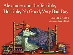 Alexander and the Terrible, Horrible, No Good, Very Bad Day (Classic Board Books) PDF