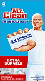 Mr. Clean Magic Eraser Extra Durable Scrubber & Cleaning Sponge 4ct.