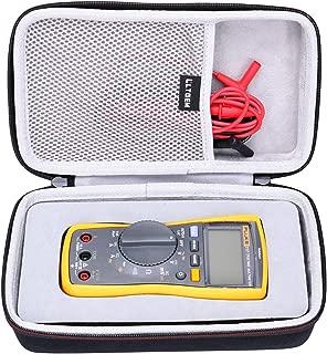 LTGEM EVA Hard Case for Fluke 117/115 Electricians True RMS Multimeter