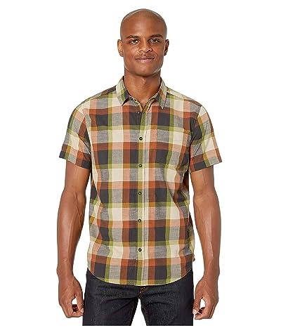 Prana Benton Shirt (Matcha) Men