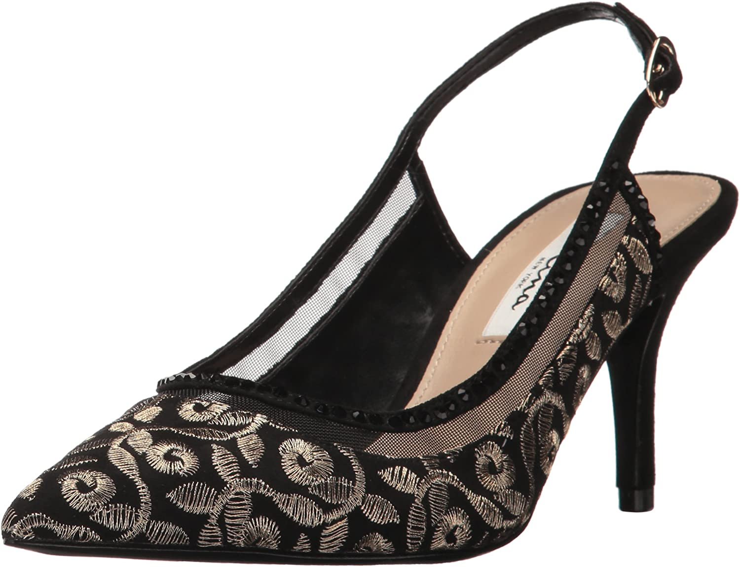 Nina Womens Tiphany2 Dress Pump
