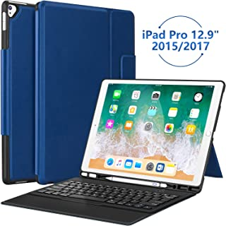 iPad Pro 12.9 Case with Keyboard Compatible for iPad Pro 12.9