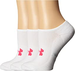 Under Armour - Athletic Solo 3-Pair Pack