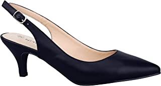 Best cream slingback court shoes Reviews