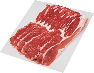 US Beef Shortplate Shabu Shabu, 250g - Frozen