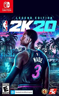 NBA 2K20: Legend Edition (輸入版:北米) – Switch