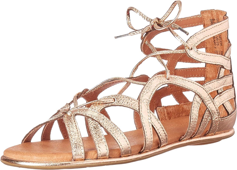 Mjuka själar Kvinnors Krossa Mitt hjärta Lace Up Gladiator Sandal Sandal Sandal Flat  begränsa köp