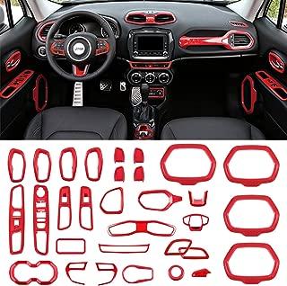 Best jeep renegade interior trim Reviews
