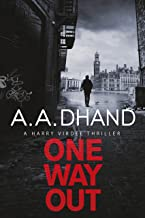 One Way Out: A dark and addictive thriller (Detective Harry Virdee 4)