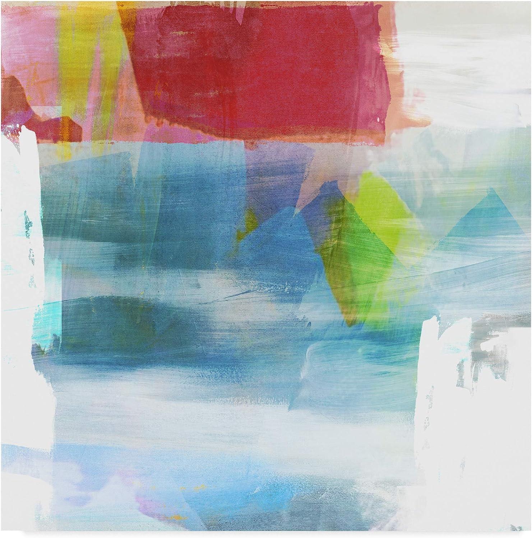 Trademark Fine Art Invisible II by Sisa Jasper, 14x14