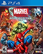 Marvel Pinball Epic Collection Vol. 1 PlayStation 4 by Nighthawk Interactive