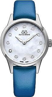 88 Rue du Rhone - Swiss Quartz Rive Collection 87WA183208 Reloj de Pulsera para Mujer, Esfera de nácar