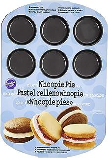 Wilton Whoopie Pie Pan, Black, WT-2105-0615