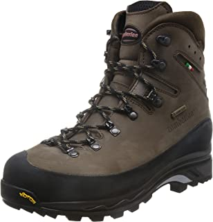 Zamberlan Men's 960 Guide GTX RR Brown Leather Backpacking Boots