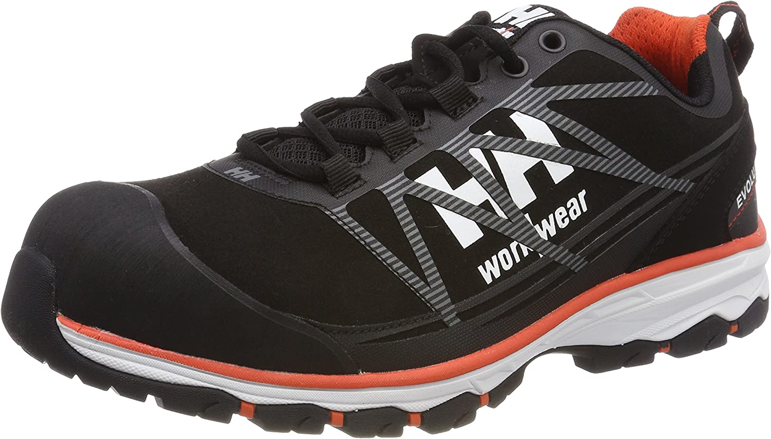 Helly Hansen Mens Chelsea Evolution Low Workwear Safety Trainers