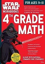Star Wars workbook: الرابعة Math من الفئة (Star Wars workbooks)