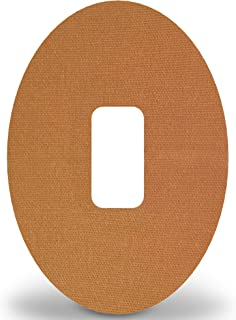 Dexcom G4 G5 Adhesive Waterproof Patches - Color Tan, Material Cotton, Pack of 20