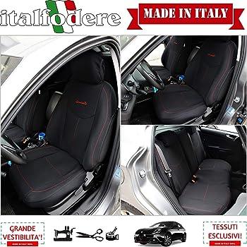 Set COPRISEDILI su Misura Alfa Romeo Giulietta C/Loghi! Fodere