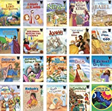 Old Testament Arch Books Series Complete Set of 40 Books or Volumes Children's Bible Stories Story