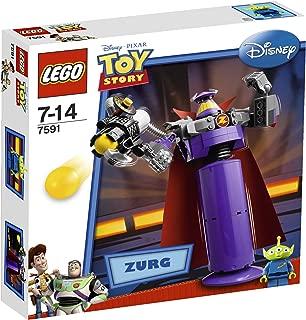Construct-a-Zurg * Special Edition * 7591 Zurg LEGO Disney / Pixar 2010 Toy Story Series