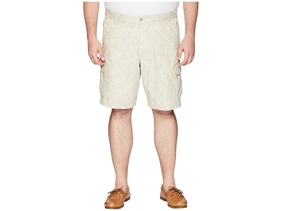 Dockers Big Tall D3 Classic Fit Cargo Shorts (Croft Safari Beige) Men