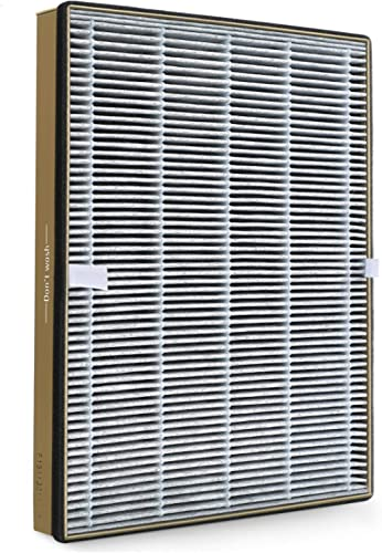 TaoTronics Air Purifier Replacement Filter, 3-in-1 True HEPA Filter Compatible with Air Purifier TT-AP002