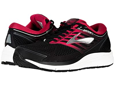 Brooks Addiction 13 (Black/Pink/Grey) Women