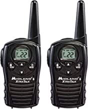 Midland – LXT118, FRS Walkie Talkies with Channel Scan – Extended Range Two..