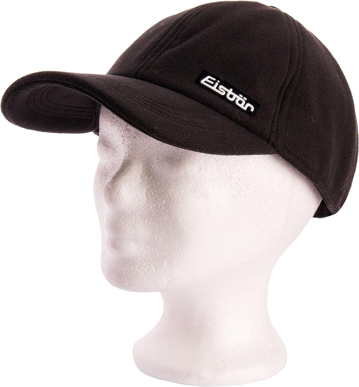 (Large, Black  black)  Conrad Eisbar CAP
