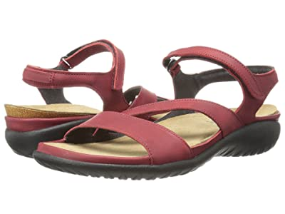 Naot Etera (Berry Leather) Women