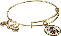 Rafaelian Gold Finish/Logo Charm