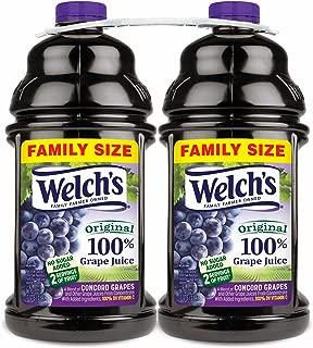 Welch's 100% Concord Grape Juice, 2 pk./96 oz.