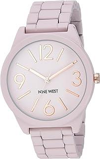 Nine West NW2014PKRG Reloj de Diseñador para Mujer