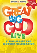 great big god cd