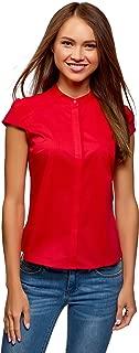Ultra Women's Stand Collar Raglan Sleeve Shirt