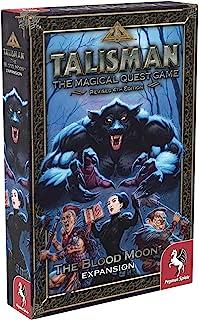 Talisman (Revised 4th Ed.) - The Blood Moon