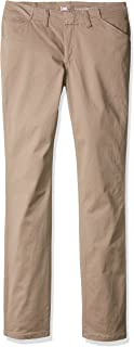 Women's Tall Size Midrise Fit Essential Chino Pant