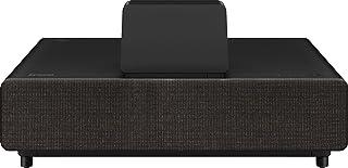 ايبسون EH-LS500B TV Edition 3LCD، 4K PRO-UHD، ليزر، الترا قصيرة دقة فائقة، 4000 لومن، شاشة 130 انش، جهاز عرض سينما منزلية...