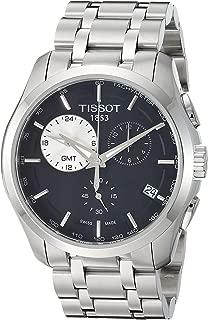 Best tissot couturier automatic silver dial men's watch Reviews