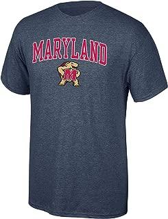 NCAA T Shirt Dark Heather Arch