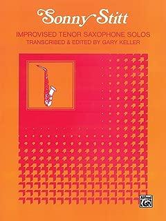 Improvised Tenor Saxophone Solos
