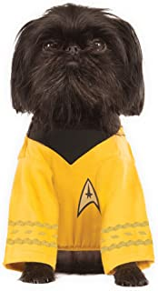 star trek dog clothes