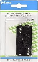 Philmore Battery Holder for 4